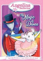 Angelina Ballerina: Magic of Dance