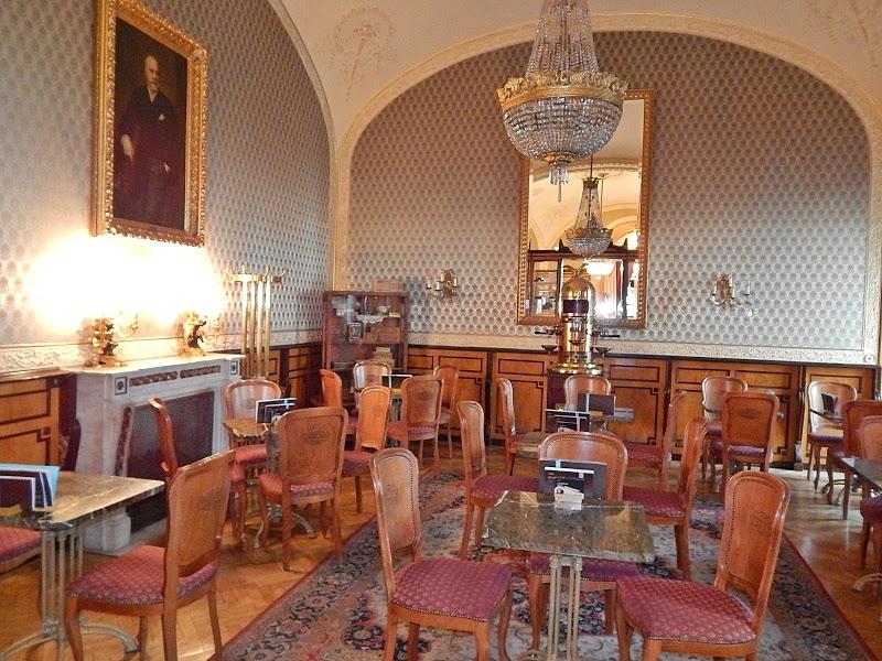 Gerbeaud Bistro Interior