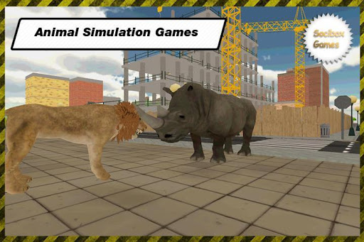 犀牛模擬器