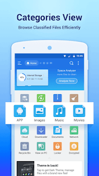 ES File Explorer File Manager APK screenshot thumbnail 19