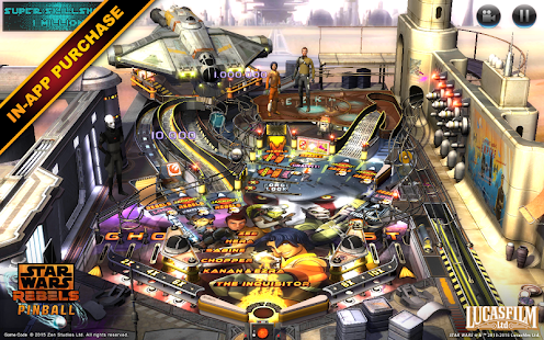 Star Wars™ Pinball 5 Screenshot