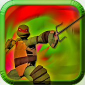 Ninja Adventure turtles