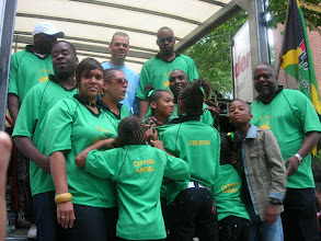 Photo: King Tubby's Crew & Family