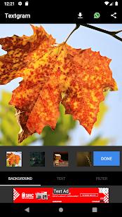 Textgram - Text on Photos Editor - náhled