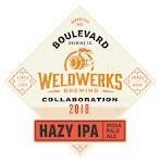 Weldwerks Weldwerks/Boulevard Collaboration Hazy IPA