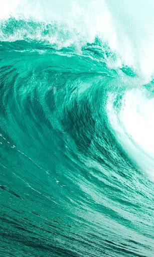 Lwp の海の波
