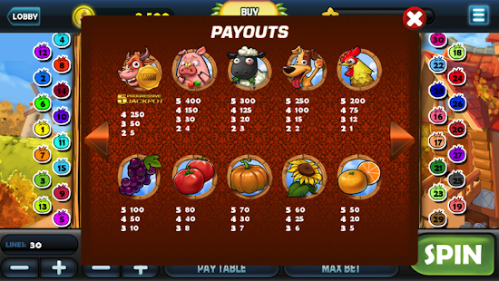 Arch Scatter Hot Slots Casino - náhled