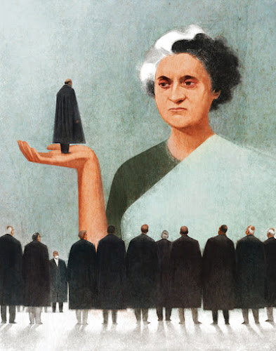 Indira Gandhi's rule saw rampant executive manipulation of judicial rosters. After the Emergency, the judges assumed more and more of the power to appoint their own peers—yet government influence over the courts endured..