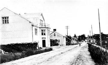 Photo: Veijasen sauna 1920-luvun lopulla. valokuvat L-V, Martta Lehto