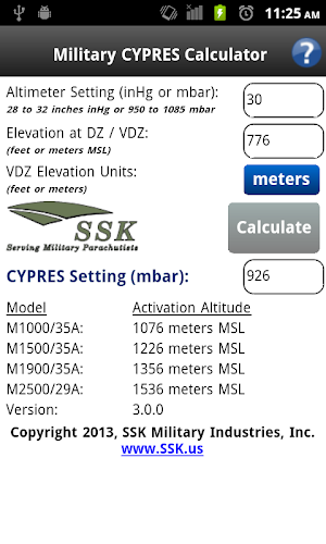 Military CYPRES Calculator APK | APKPure ai