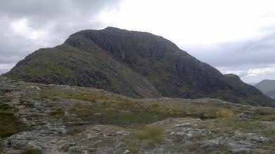 Photo: Getting near the top of Beinn Fhionnlaidh