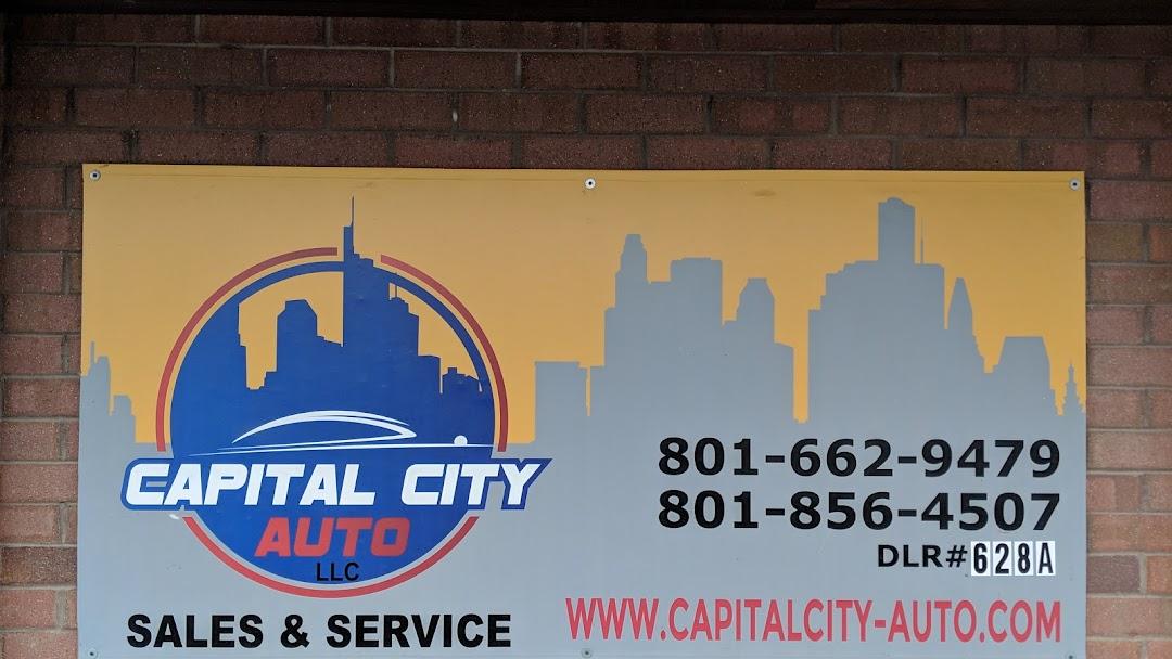Capital City Auto >> Capital City Auto Llc Auto Repair Shop In Millcreek