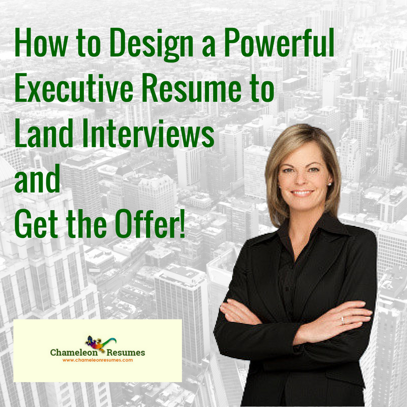 Wow Recruiters And Land Interviews: How To Design A Powerful Executive Resume To Land Interviews And Get The Offer