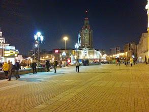Photo: Москва, пока. Питер, жди...