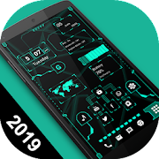 hi-tech launcher 2019 - Next Generation Launcher