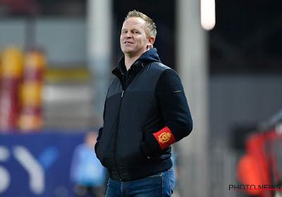 """Wouter Vrancken : """"Il y a de quoi être mitigé après un tel match"""""""