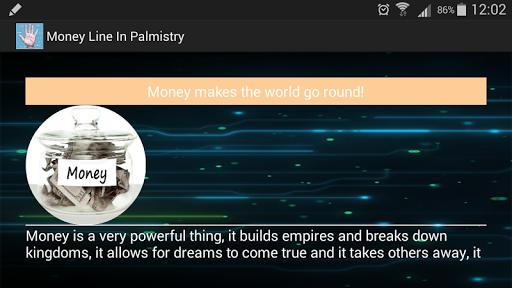 Money Line In Palmistry|玩娛樂App免費|玩APPs
