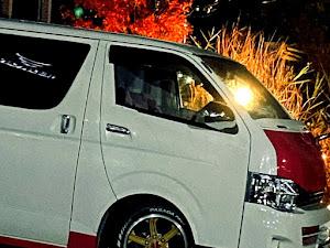 ハイエース TRH200Vのカスタム事例画像 シュナ 🐾🐶🐾CT2期生さんの2020年12月18日05:31の投稿