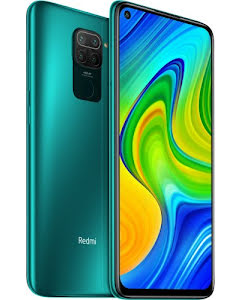 Redmi Note 9  128 GB Forest Green