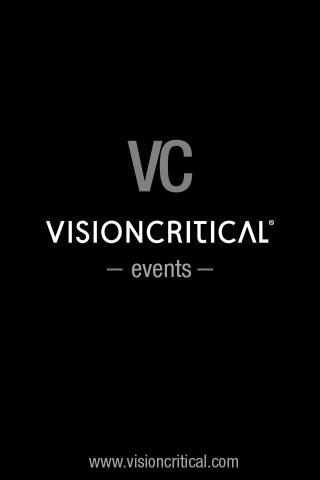 Vision Critical Summit