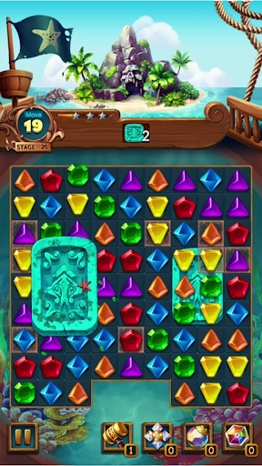 Jewels Fantasy : Quest Temple Match 3 Puzzle 1.6.7 screenshots 8