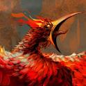 live phoenix wallpaper icon