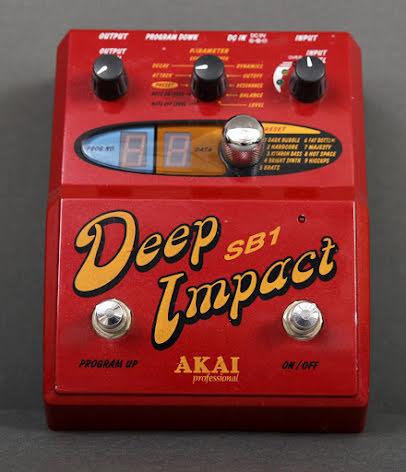 AKAI Deep Impact SB1 USED VG