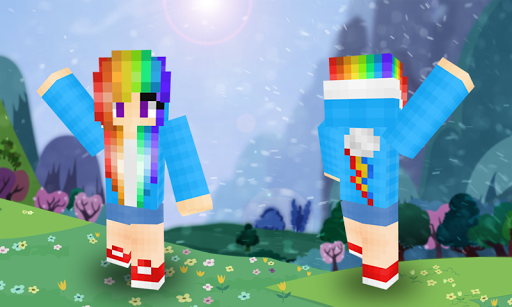 Skins Little Pony Minecraft