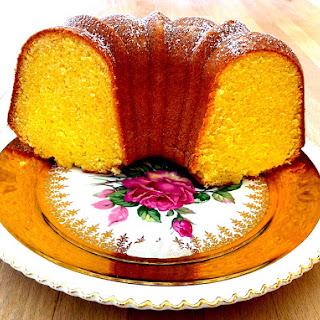 The Hirshon Portuguese Orange-Olive Oil Cake