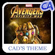 Avengers IW Xperia Theme APK