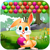 Rabbit Bubble Shooter 2018