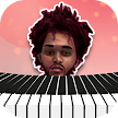 The piano Weeknd - Starboy APK