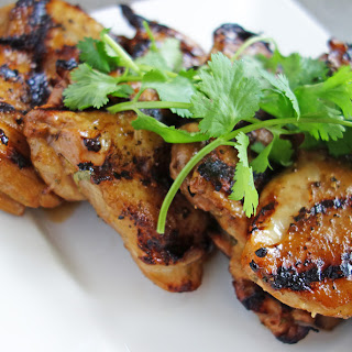 Vietnamese Grilled Chicken Thighs