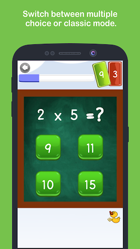Learn Math as in Primary School : Times Table 1.1.18 screenshots 4