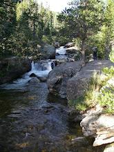 Photo: Upper Copeland Falls.