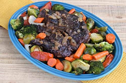 """Asian Inspired Pot Roast """"I can't help it. I love the flavors..."""