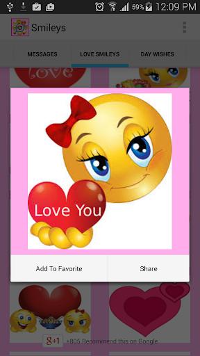 Smileys for Whatsapp 2.1 screenshots 4