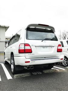 ランドクルーザー100 UZJ100W VX LIMITEDのカスタム事例画像 Takuyaさんの2018年12月23日09:51の投稿