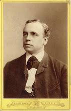 Photo: Grosserer M. D. Ludvigsen som ung