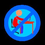 Work Addiction Advice Icon