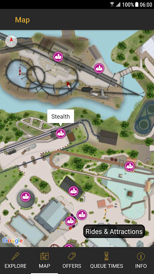 THORPE PARK Resort- screenshot
