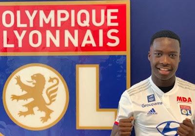 Anderlecht toont interesse in 18-jarige linksback van Lyon