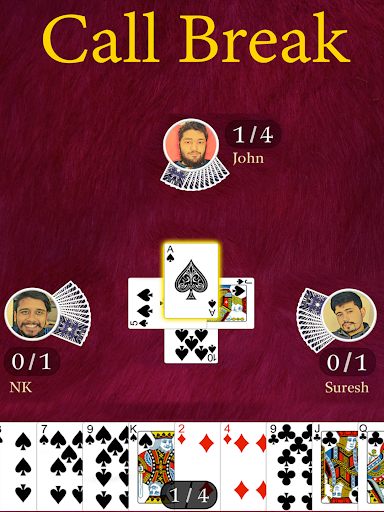 Callbreak, Ludo, Kitti, Solitaire Card Games 2.1.1 screenshots 18