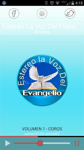 Estereo La Voz Del Evangelio