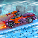 Max Fury - Road Warrior: Car Smasher icon
