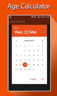 Age Calculator: Birthday Count - náhled