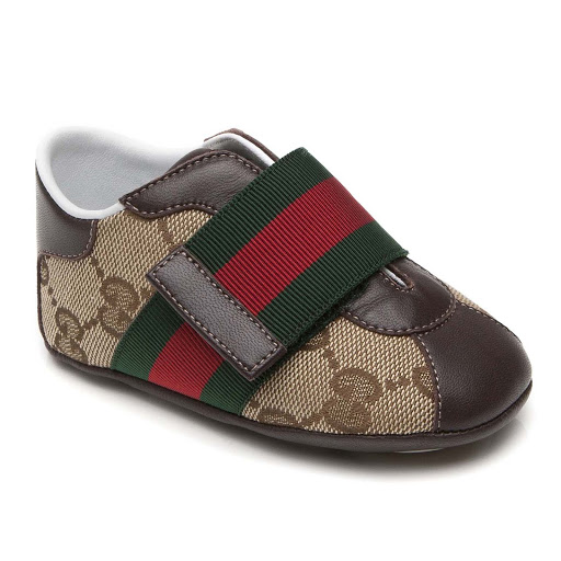 Primary image of Gucci Branded Pram Trainer
