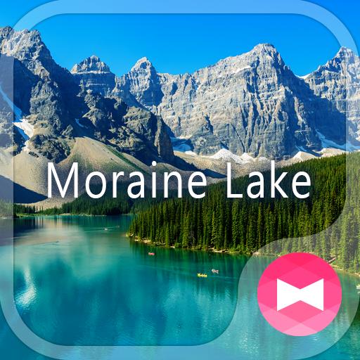 Beautiful Wallpaper Moraine Lake Theme