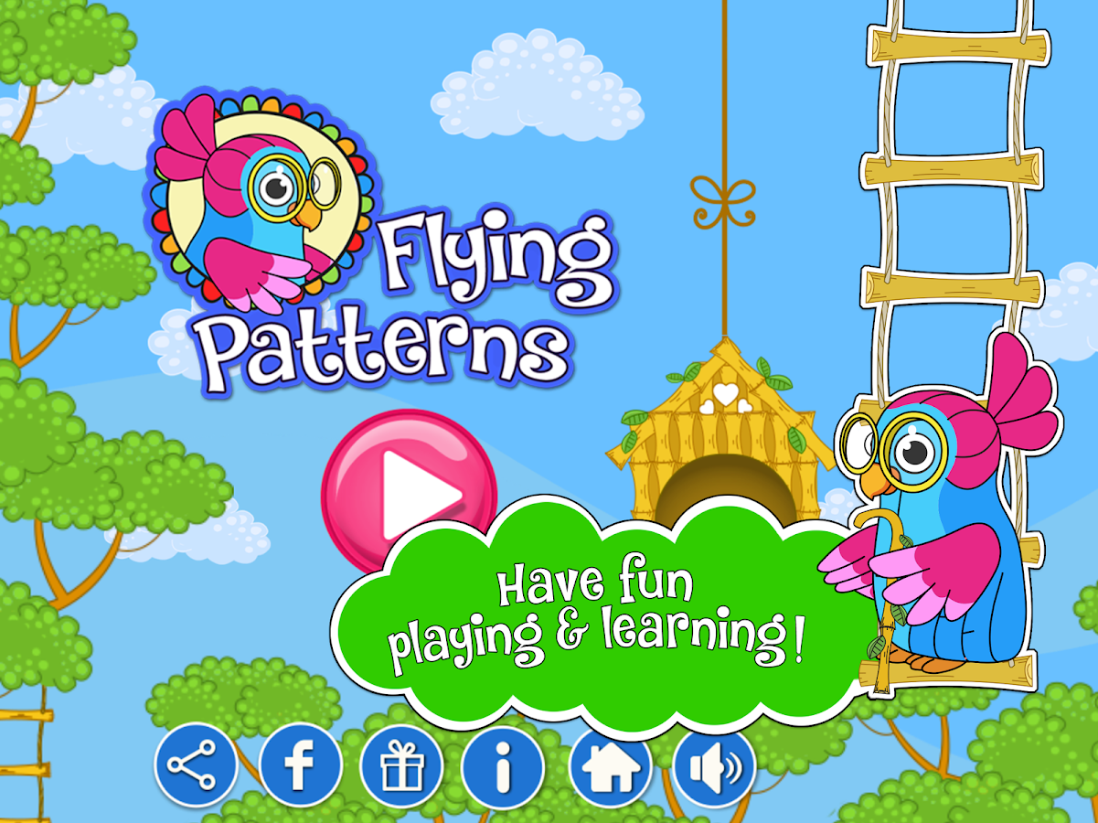 Flying Patterns - Free- screenshot