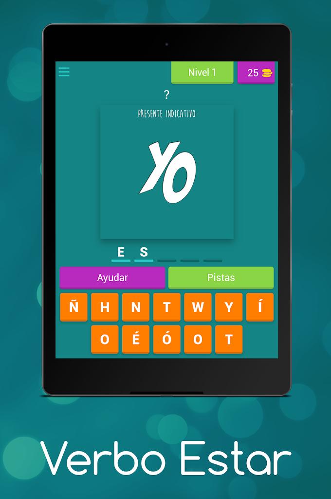 Verbe Estar En Espagnol Pour Android Apk Telecharger
